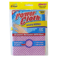 POWER CLOTH – 3 per pack
