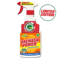 Prewash Power